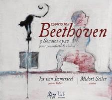 Ludwig van Beethoven – 3 sonates op.12