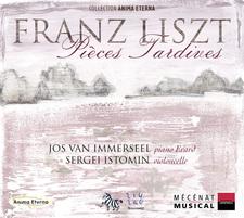 Franz Liszt – Pièces tardives